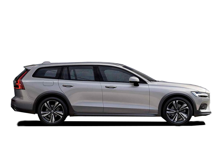 Volvo V60 Cross Country, en carretera y campo