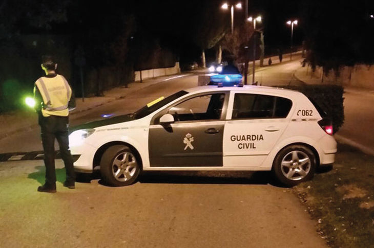 Polémica en torno a la Guardia Civil.
